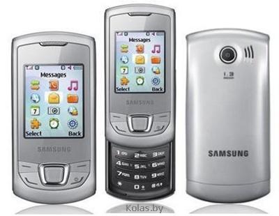 Мобильный сотовый телефон samsung gt e2550
