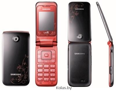 Мобильный телефон samsung gt-e2530 red телефон samsung windows phone 6.0